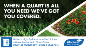 Nufarm Announces Select Herbicide Products Available in Quart Sizes